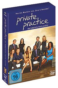 Private Practice - Staffel 4 - Produktdetailbild 1