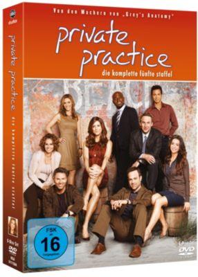 Private Practice - Staffel 5