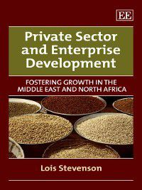 Private Sector and Enterprise Development, Lois Stevenson