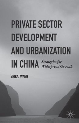 Private Sector Development and Urbanization in China, Zhikai Wang