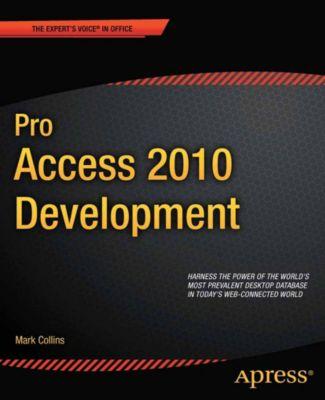 Pro Access 2010 Development, Mark Collins, Creative Enterprises