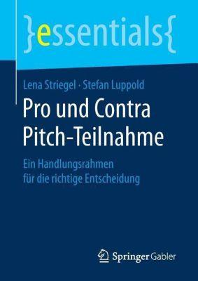 Pro und Contra Pitch-Teilnahme, Lena Striegel, Stefan Luppold