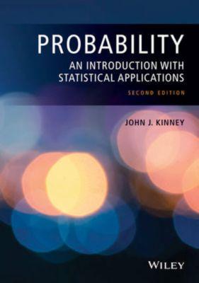 Probability, John J. Kinney