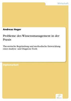 Probleme des Wissensmanagement in der Praxis, Andreas Heger