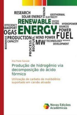Produção de hidrogênio via decomposição do ácido fórmico, Ana Paola Saravia