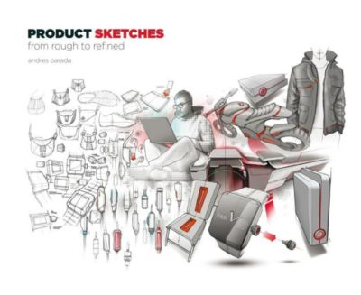 Product Sketches, Andres Parada