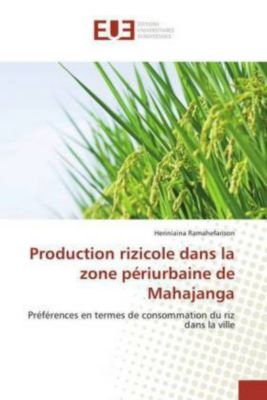 Production rizicole dans la zone périurbaine de Mahajanga, Heriniaina Ramahefarison