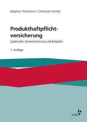 Produkthaftpflichtversicherung (ProdHB), Kommentar
