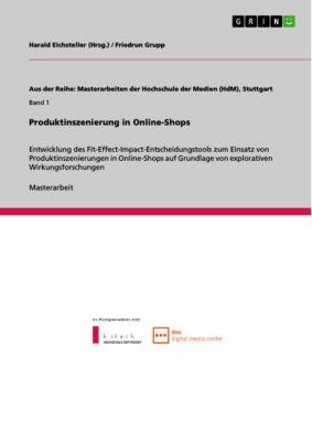 Produktinszenierung in Online-Shops, Friedrun Grupp