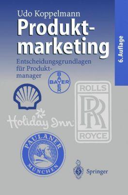 Produktmarketing, Udo Koppelmann