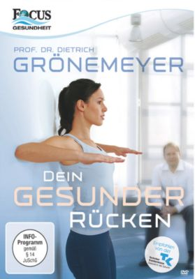 Prof. Dr. Grönemeyer - Dein gesunder Rücken, Prof.Dr.Grönemeyer, Focus Gesundheit