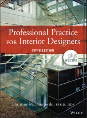 professional practice for interior designers buch portofrei. Black Bedroom Furniture Sets. Home Design Ideas