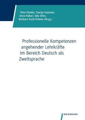Professionelle Kompetenzen angehender Lehrkräfte im Bereich Deutsch als Zweitsprache -  pdf epub