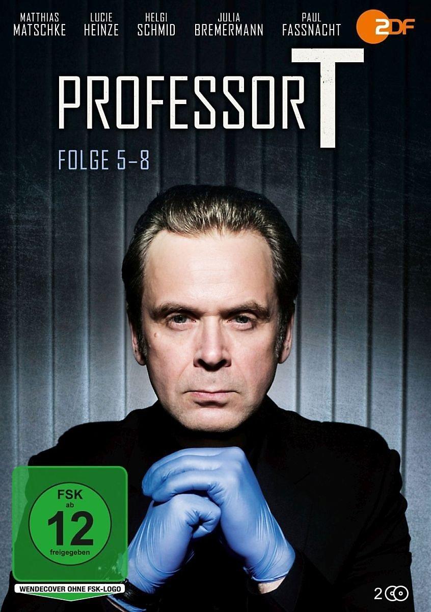 Professor T Staffel 2 Dvd Bei Weltbildat Bestellen