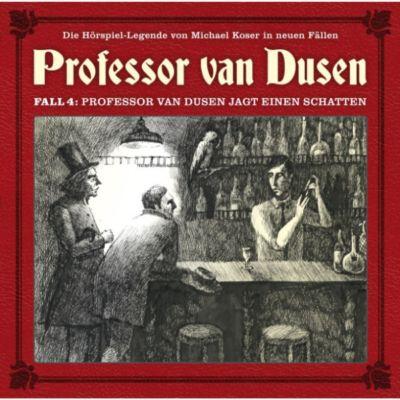 Professor van Dusen, Die neuen Fälle: Professor van Dusen, Die neuen Fälle, Fall 4: Professor van Dusen jagt einen Schatten, Michael Koser, Marc Freund