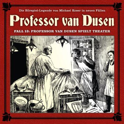 Professor van Dusen, Die neuen Fälle: Professor van Dusen, Die neuen Fälle, Fall 13: Professor van Dusen spielt Theater, Eric Niemann
