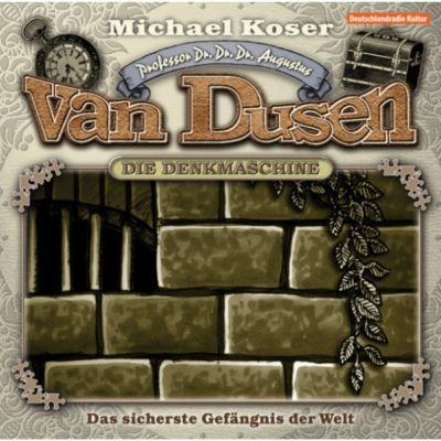 Michael Koser - Prof. Van Dusen Und Der Fliegende Teppich
