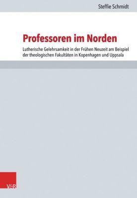 Professoren im Norden, Steffie Schmidt