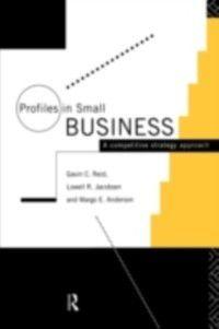 Profiles in Small Business, Gavin Reid, Lowell R. Jacobsen, Margo E. Anderson