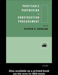 Profitable Partnering in Construction Procurement