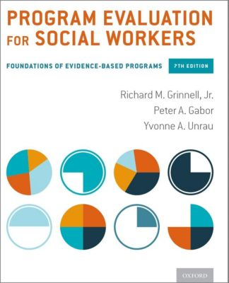 Program Evaluation for Social Workers, Peter A. Gabor, Yvonne A. Unrau, Richard M. Jr Grinnell