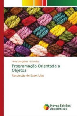 Programação Orientada a Objetos, Flávia Gonçalves Fernandes