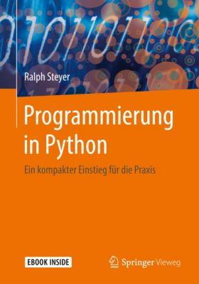 Programmierung in Python, Ralph Steyer