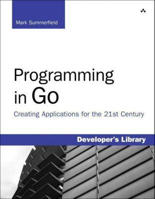 Programming in Go, Mark Summerfield