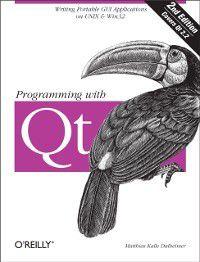 Programming with Qt, Matthias Kalle Dalheimer