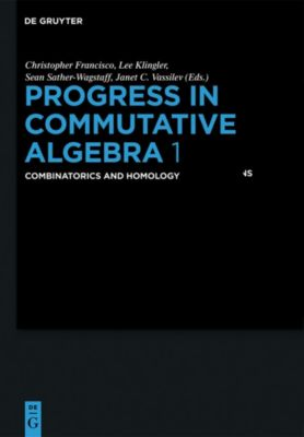 Progress in Commutative Algebra 1