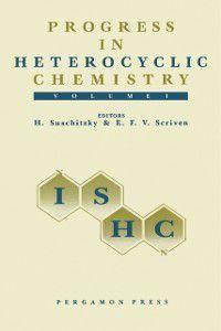 Progress in Heterocyclic Chemistry: Progress in Heterocyclic Chemistry, E. F. V. AAA