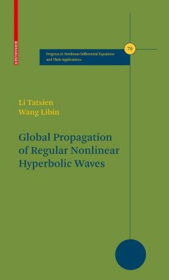 Progress in Nonlinear Differential Equations and Their Applications: Global Propagation of Regular Nonlinear Hyperbolic Waves, Tatsien Li, Wang Libin