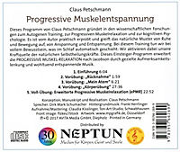 Progressive Muskelentspannung-Nach Jacobson - Produktdetailbild 1