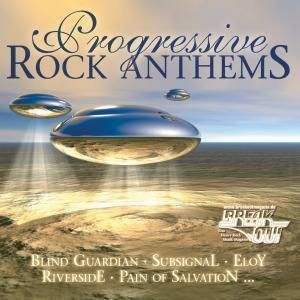 Progressive Rock Anthems Vol.1, Diverse Interpreten