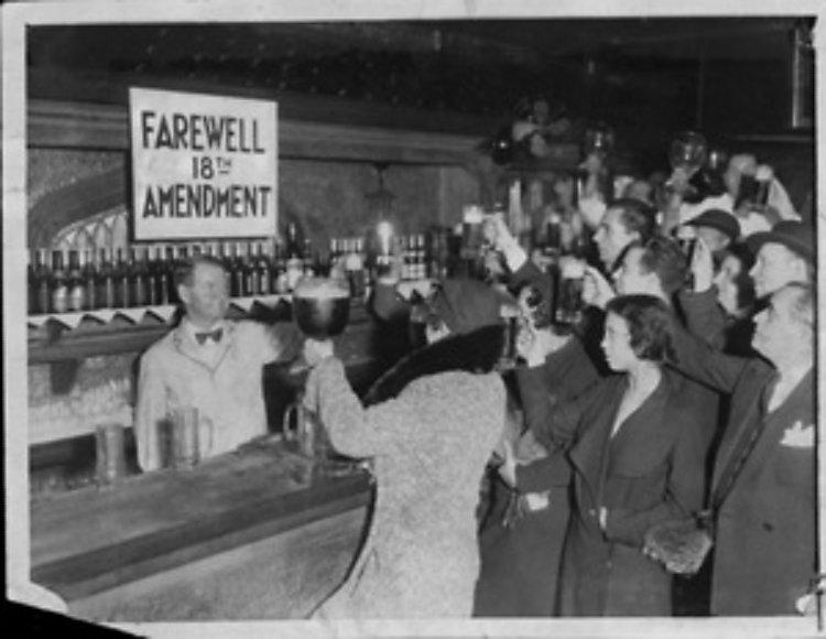 Amerikanische Prohibition
