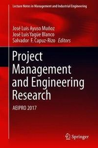 Project Management and Engineering Research