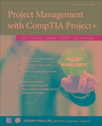 CompTIA Project+ Cert Guide - PDF eBook Free Download