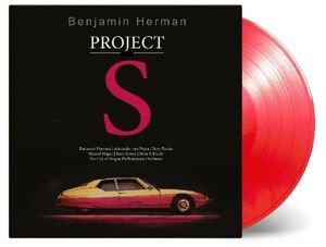 Project S (Ltd Transparent-Rotes Vinyl), Benjamin Herman