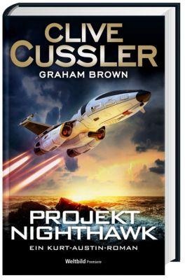 Projekt Nighthawk, Clive Cussler, Graham Brown