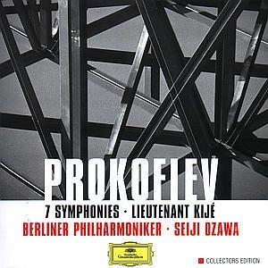 Prokofiev: 7 Symphonies, Lieutenant Kijé, Seiji Ozawa, Bp