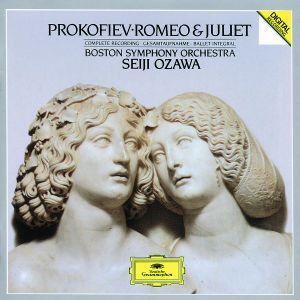 Prokofiev: Romeo & Juliet, op.64, Seiji Ozawa, Bso