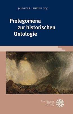 Prolegomena zur historischen Ontologie
