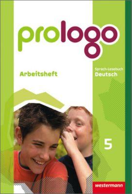 prologo, Allgemeine Ausgabe: 5. Schuljahr, Arbeitsheft