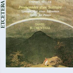 Promenades D'Un Solitaire, Daniel Blumenthal