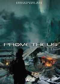 Prometheus - Der Spartaner - Christophe Bec pdf epub