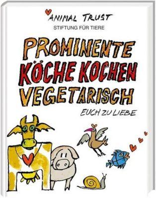 Prominente Köche kochen vegetarisch -  pdf epub
