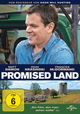 Promised Land, Dave Eggers