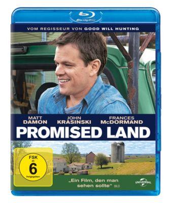Promised Land, John Krasinski,Frances McDormand Matt Damon