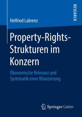 Property-Rights-Strukturen im Konzern, Helfried Labrenz