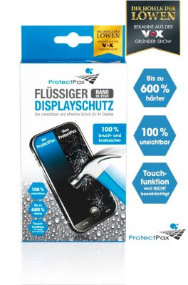 Protect Pax Displayschutz